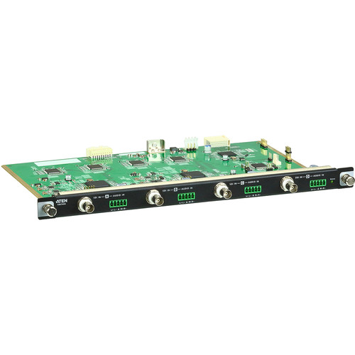 ATEN 4-Port 3G-SDI Input Board for VM1600 Modular Matrix Switch