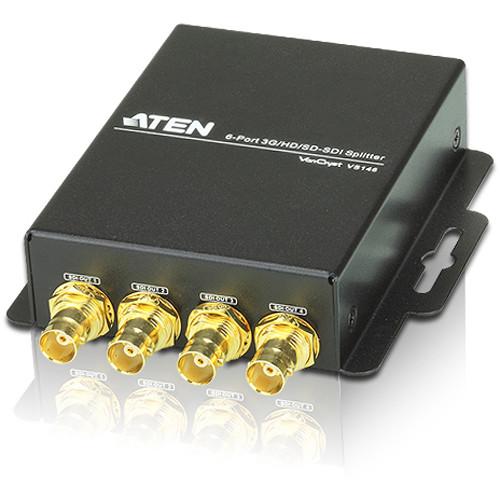 ATEN VS146 6-Port 3G/HD/SD-SDI Splitter