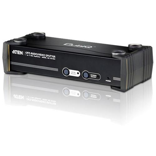ATEN VS1504T Four-Port Cat5 Audio/Video Splitter