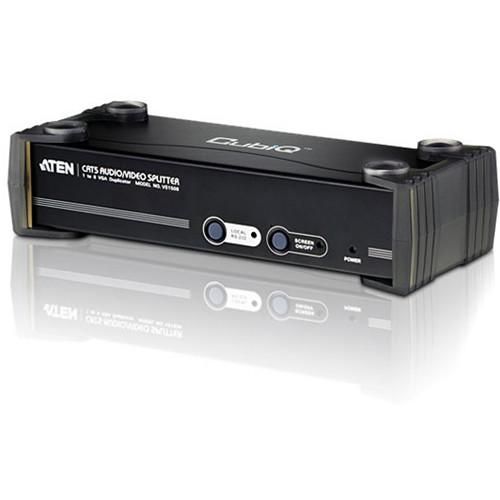 ATEN VS1508T Eight-Port Cat5 Audio/Video Splitter