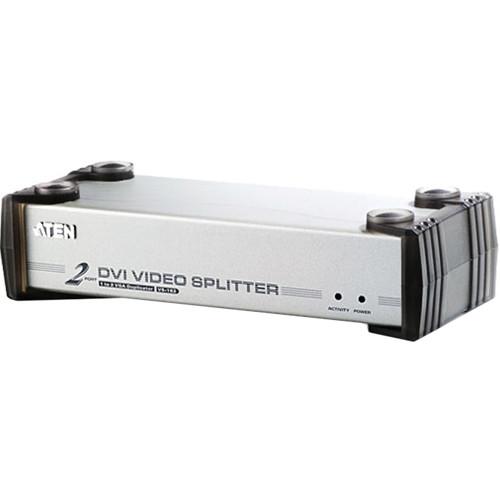 ATEN VS162 2-Port DVI Video KVM Splitter
