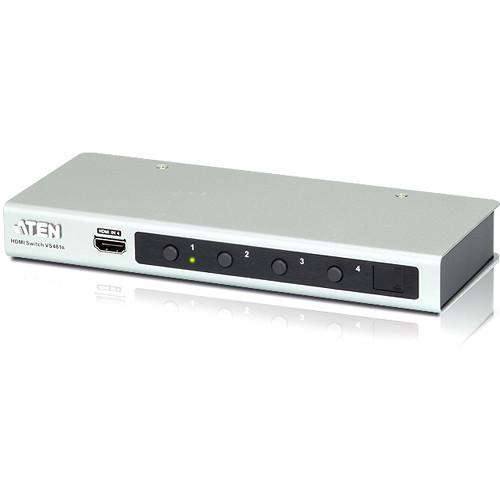 ATEN VS481B Four-Port 4K2K HDMI Switch