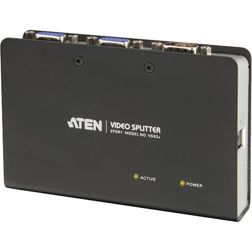 ATEN VS-82 2-Port Video Splitter