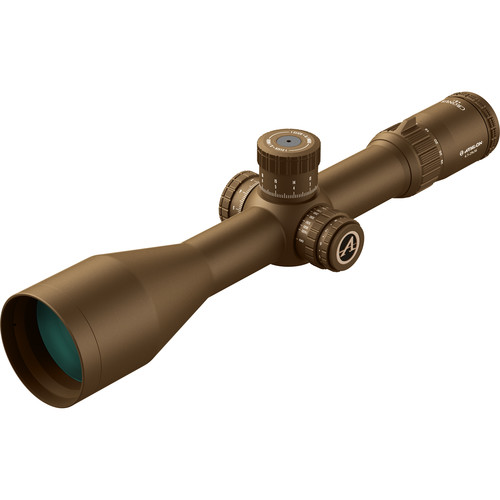 Athlon Optics 4.5-29x56 Cronus BTR SF Riflescope (APRS MIL, Brown)