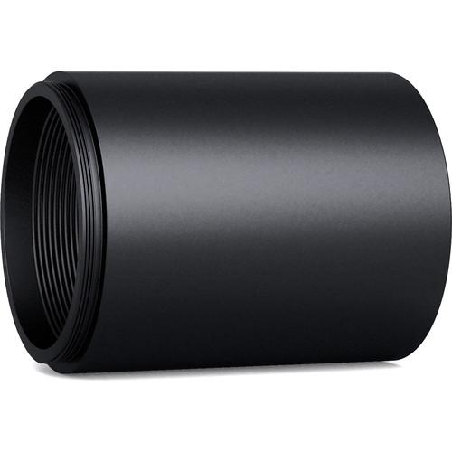 Athlon Optics Sunshade for Helos, Argos & Talos Riflescopes (50mm, Matte Black)