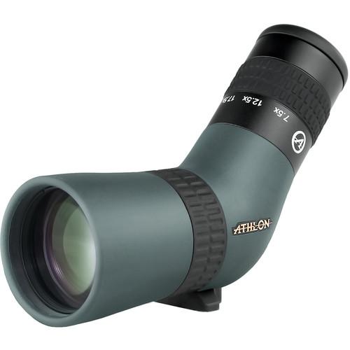 Athlon Optics Ares 7.5-22.5x50 Spotting Scope (Angled Viewing)
