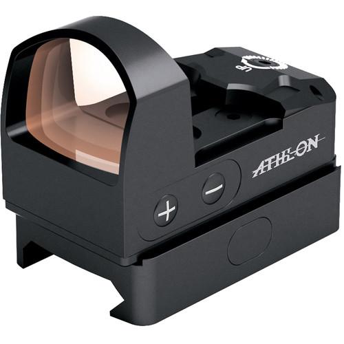 Athlon Optics Midas BTR OS11 1x Red Dot Sight (3 MOA Red Dot Reticle, Matte Black)