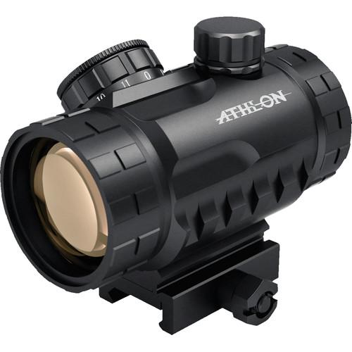 Athlon Optics Midas BTR RD13 1x36 Red Dot Sight (ARD 13 Illuminated Reticle, Matte Black)