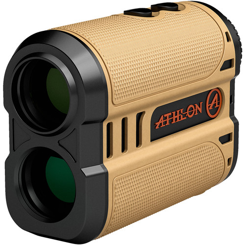 Athlon Optics 6x23 Midas 1200Y Laser Rangefinder (Desert Tan)