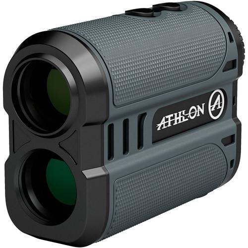 Athlon Optics 6x23 Midas 1 Mile Laser Rangefinder (Gray)