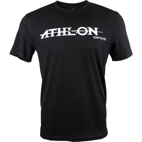 Athlon Optics Logo T-Shirt (XXL, Black)