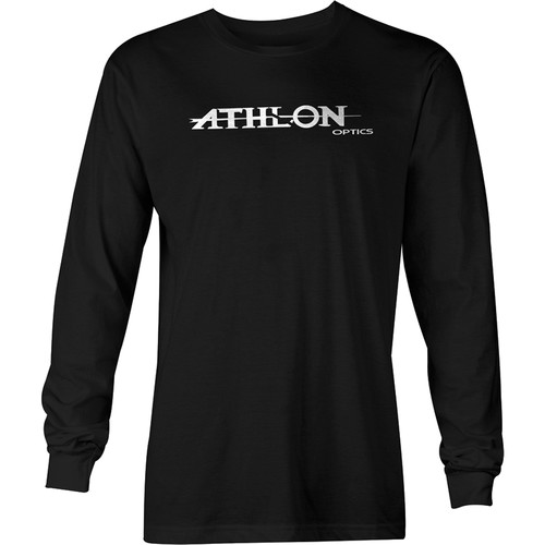 Athlon Optics Logo Long-Sleeve T-Shirt (Extra-Large)