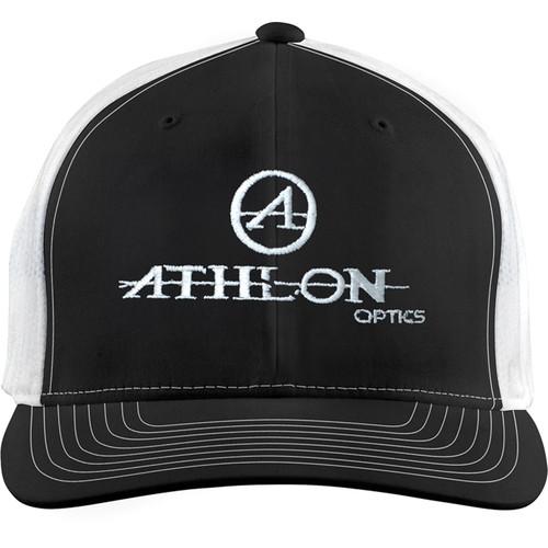 Athlon Optics Logo Trucker Hat (Black)