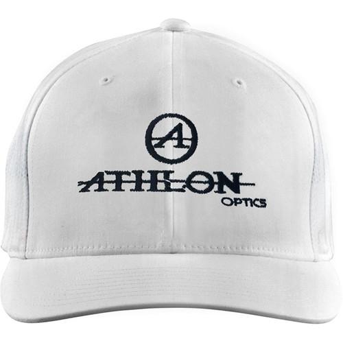 Athlon Optics Logo Trucker Hat (White)