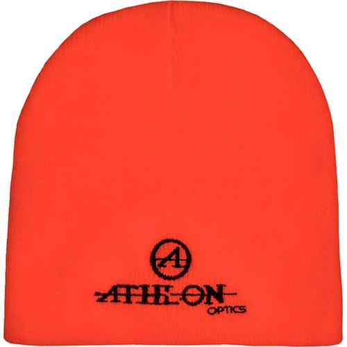 Athlon Optics Logo Beanie (Hunter Orange)