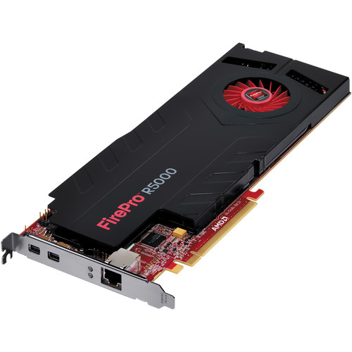 AMD FirePro R5000 Remote Graphics Card