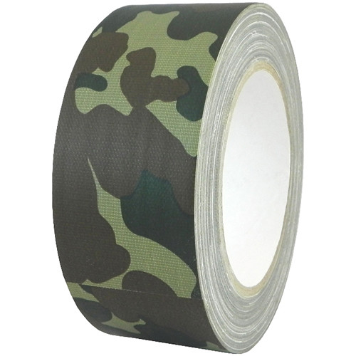 """Atlas Adhesive Tape Duct Tape (2"""" x 25 yd, Camouflage)"""