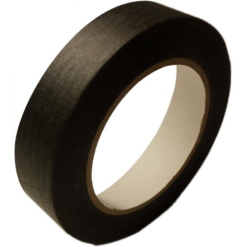 """Atlas Adhesive Tape Masking Tape (1"""" x 55 yd, Black)"""