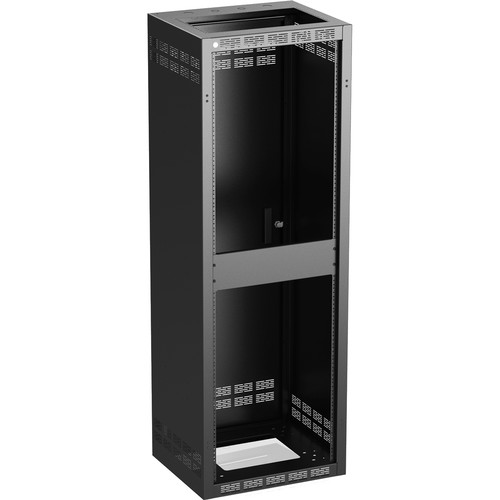 """Atlas Sound Stand-Alone Floor Rack with Fixed Rails/18.5""""Deep/35-Rack Units"""
