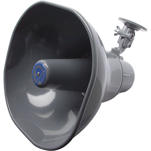 Atlas Sound AP-30 8Ω 30W Horn Loudspeaker (Gray)