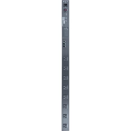 Atlas Sound Vertical IP Addressable Power Distribution Unit