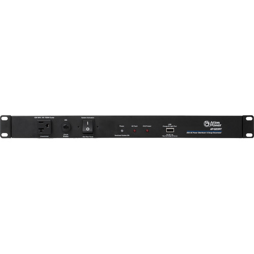Atlas Sound 20A Power Conditioner and Distribution Unit