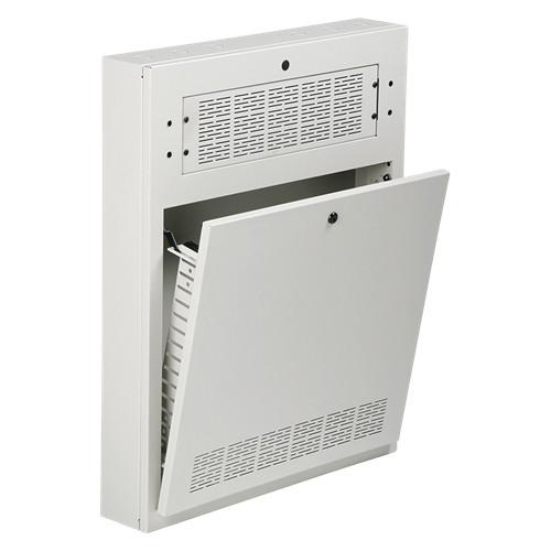 "Atlas Sound Tilt Out Wall Cabinet for 19"" Equipment (2RU)"