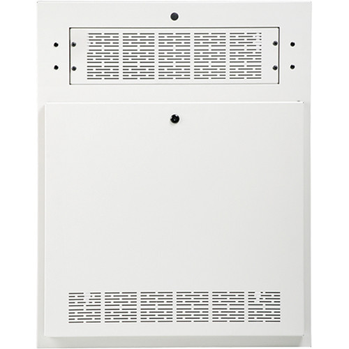 Atlas Sound AWR3W-HR 3 RU Wallmount Tilt-Out Half-Width Rack Cabinet
