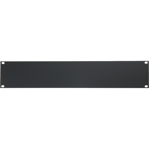 Atlas Sound Solid Economy Blank Panel - 2 Rack Unit