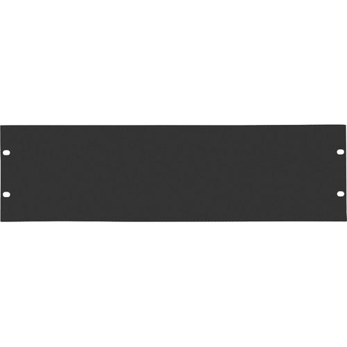 Atlas Sound CB3 Blank Panels for Rackmount Cabinets (3RU)