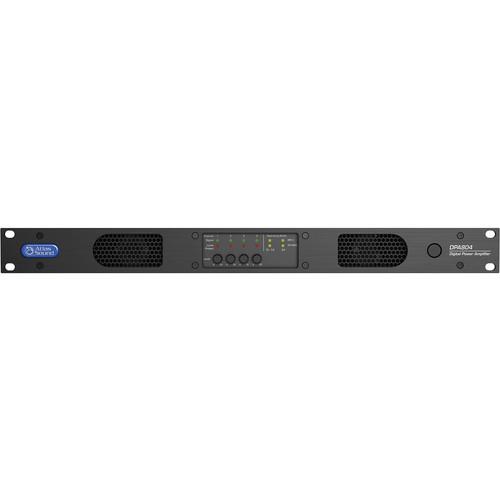Atlas Sound 800-Watt Networkable 4-Channel Power Amplifier