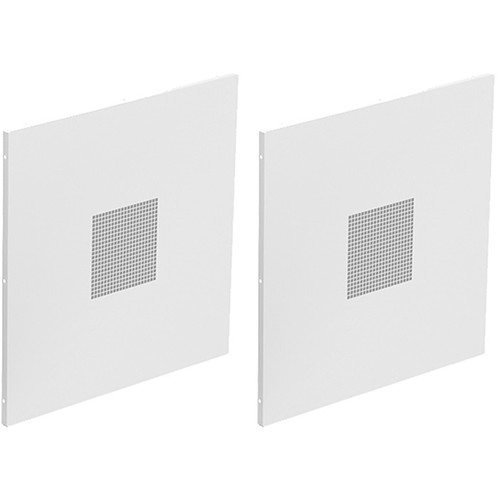 "Atlas Sound DT22 Drop-Tile 8"" Speaker System (Pair, 2' x 2', White)"