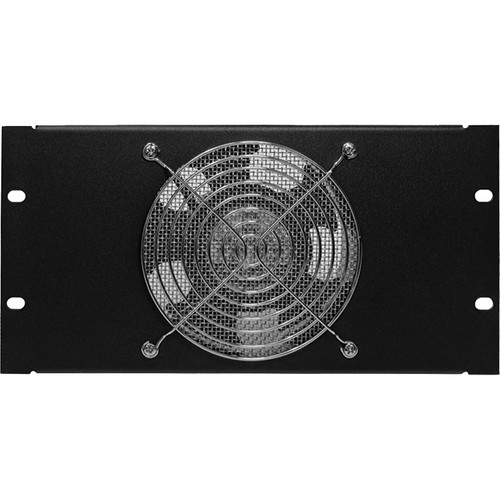 Atlas Sound Fan Panel with Recessed Mount for WMA Half-Width Racks