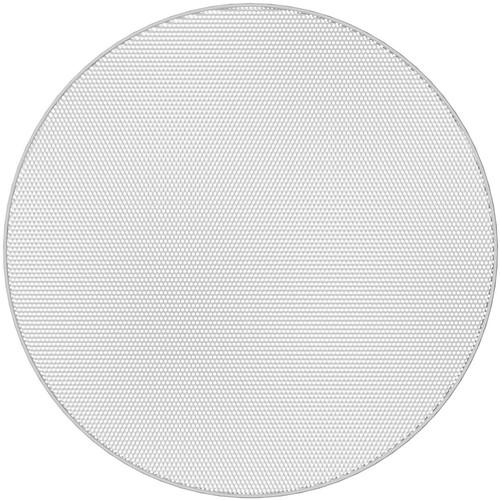 Atlas Sound EGR63W Edgeless Round Grille for FAP63T-W Speaker (White)