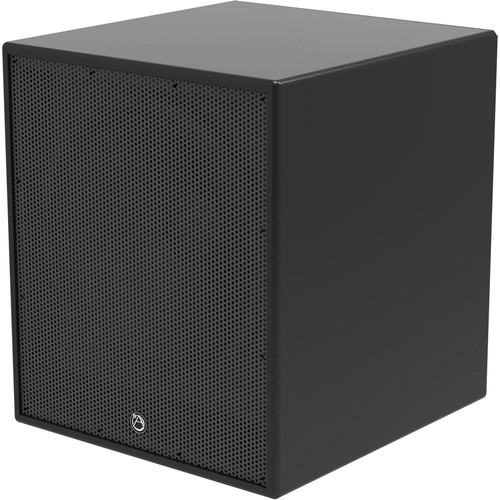 "Atlas Sound 15"" Passive SubWoofer for Portable Use (Black)"