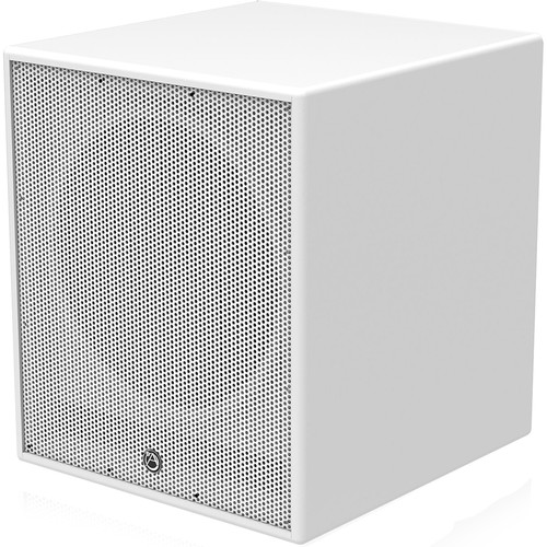 """Atlas Sound 15"""" Passive SubWoofer for Installations (White)"""