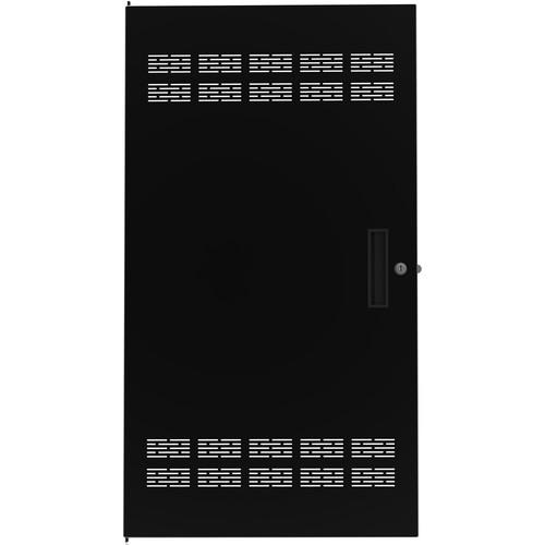 Atlas Sound Flush Rear Door 21 Rack Unit for 700 Series Equipment Racks