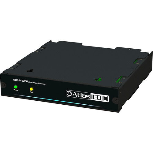 Atlas Sound 4x4 Dante-Enabled Smart Zone Processor