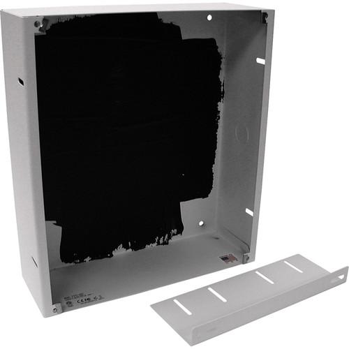 Atlas Sound Flush Mount Enclosure for IP-8SCM, IP-SDM, IP-SDMF, IP-SDH , IP-SDM, IP-SDMFLED