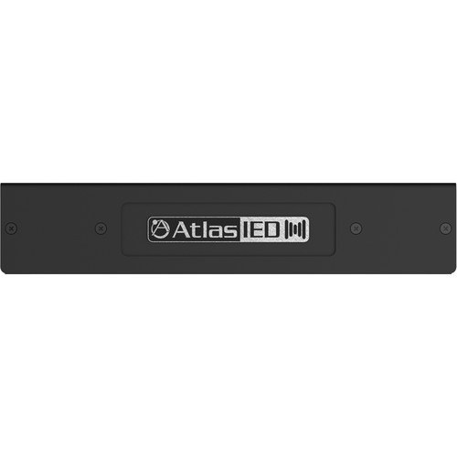 Atlas Sound Single Output Poe+ Ip Addressable IP-to-Analog Gateway  W/(2) Gp I/O, Mic In, Built-In Amp