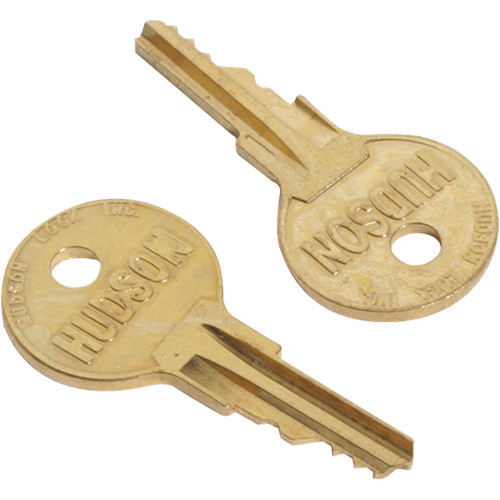 Atlas Sound Replacement Front-Door Key Set for Atlas Cabinets