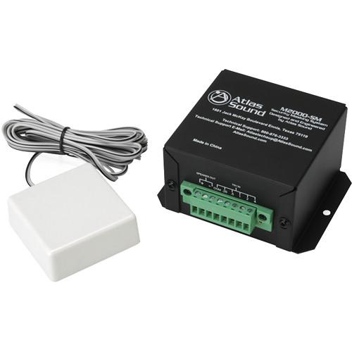 Atlas Sound Surface Mount Sound Masking Transducer