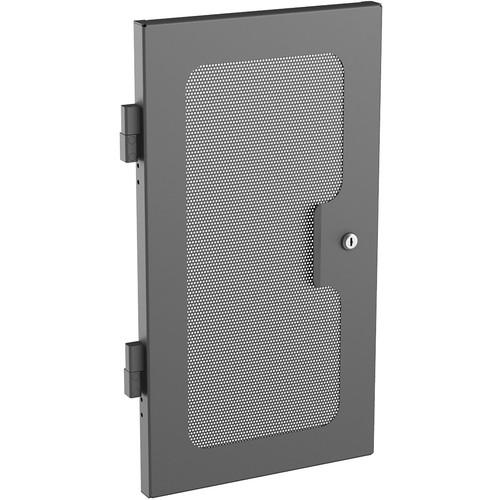 "Atlas Sound 1"" Deep Micro Perf Door for WMA12-19-HR 16-Rack Unit"
