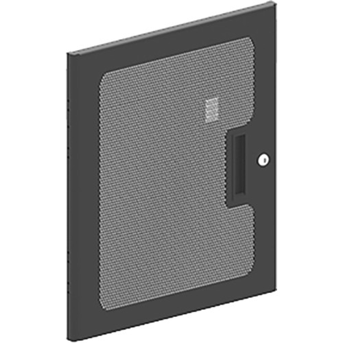 "Atlas Sound 1"" Deep Micro Perforation Door for WMA 14 Rack Units"