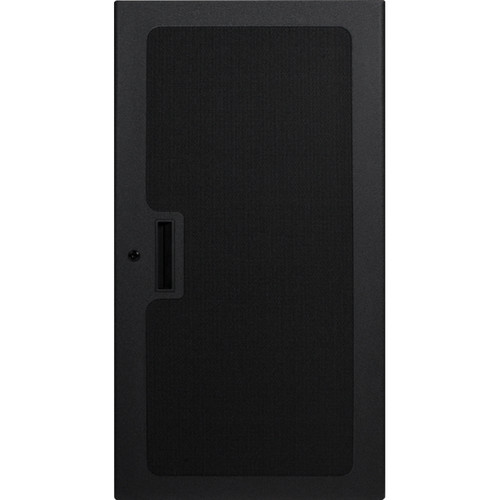 "Atlas Sound 1"" Deep Micro Perforation Door for  100 and 200 Series Racks 21 Rack Units"