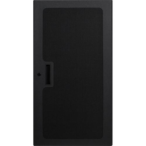 "Atlas Sound 3"" Deep Micro Perforation Door for WMA, 100 and 200 Series Racks 24 Rack Units"
