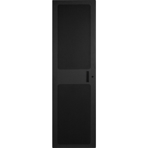 "Atlas Sound 1"" Deep Micro Perforation Door for 40 Rack Unit FMA, 100, 200, 500, and 700 Series Racks"