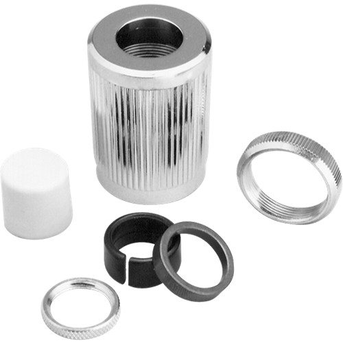 """Atlas Sound Clutch Replacement Kit with 7/8"""" Diameter Tubing for MS10/12 Series Chrome Stands"""