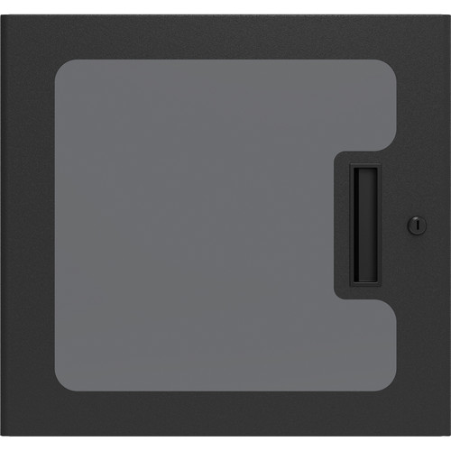 Atlas Sound PFD10 Plexiglass Door for WMA Series Cabinets (10 RU)
