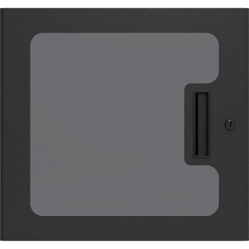 "Atlas Sound 1"" Deep Plexiglass Door for WMA 10-Rack Unit"